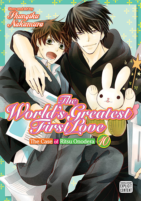 World's Greatest First Love Vol. 10: The World's Greatest First Love V10