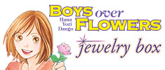 Boys Over Flowers: Jewelry Box