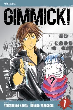 Gimmick! Vol. 7: Gimmick!, Volume 7