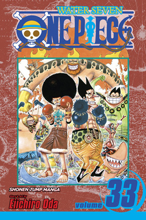 One Piece Vol. 33: Davy Back Fight!!
