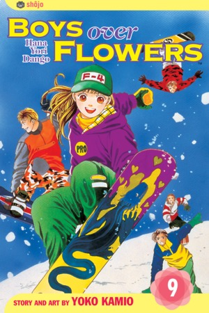 Boys Over Flowers, Volume 9