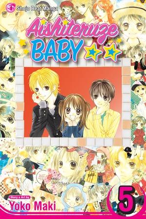 Aishiteruze Baby Vol. 5: Aishiteruze Baby, Volume 5