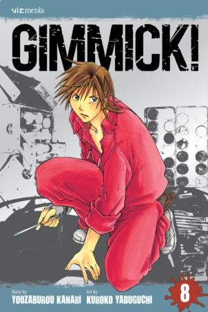 Gimmick! Vol. 8: Gimmick!, Volume 8