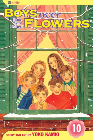 Boys Over Flowers Vol. 10: Boys Over Flowers, Volume 10