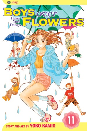 Boys Over Flowers Vol. 11: Boys Over Flowers, Volume 11