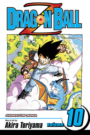 Dragon Ball Z Vol. 10: Goku Vs. Freeza