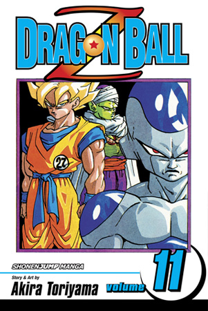 Dragon Ball Z Vol. 11: The Super Saiyan