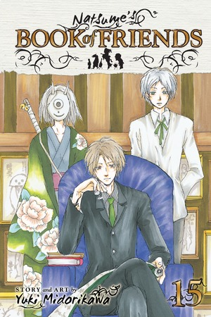 Natsume's Book of Friends , Volume 15