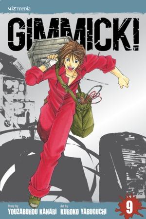 Gimmick! Vol. 9: Gimmick!, Volume 9