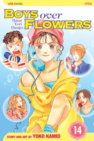 Boys Over Flowers Vol. 14: Boys Over Flowers, Volume 14