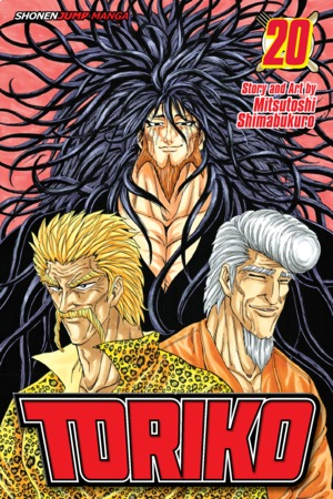 Toriko Vol. 20: Ichiryu and Midora