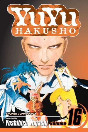 YuYu Hakusho Vol. 16: Into The Demon Plane!!