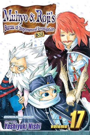 Muhyo & Roji's Bureau of Supernatural Investigation Vol. 17: Evolution