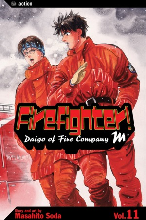 Firefighter!: Daigo of Fire Company M, Volume 11