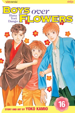 Boys Over Flowers Vol. 16: Boys Over Flowers, Volume 16