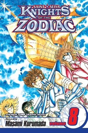 Knights of the Zodiac (Saint Seiya) Vol. 8: The Twelve Palaces