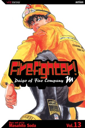 Firefighter!: Daigo of Fire Company M, Volume 13