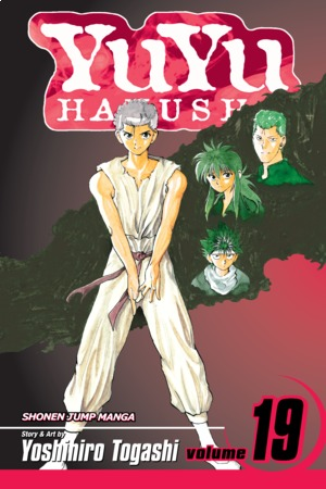 YuYu Hakusho Vol. 19: The Saga Comes To An End!