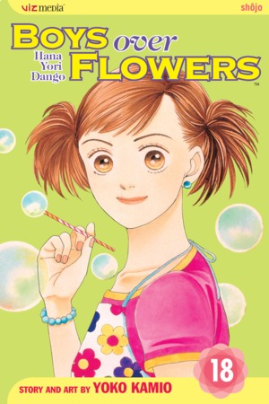 Boys Over Flowers, Volume 18