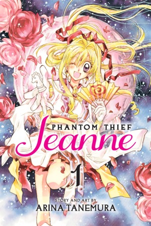 Phantom Thief Jeanne Vol. 1: Phantom Thief Jeanne, Volume 1