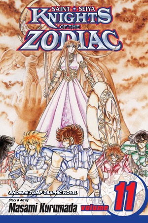 Knights of the Zodiac (Saint Seiya) Vol. 11: To You I Entrust Athena
