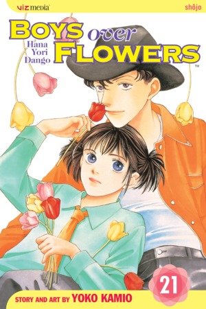 Boys Over Flowers, Volume 21