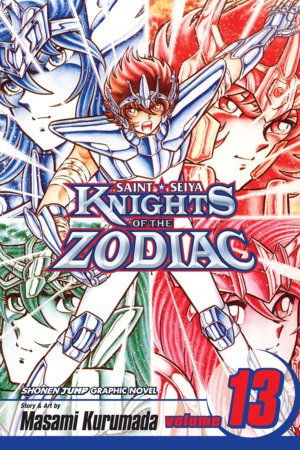 Knights of the Zodiac (Saint Seiya) Vol. 13: Athena Revived!