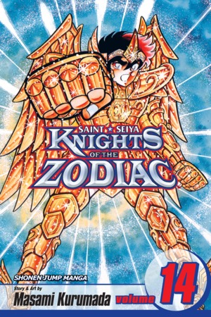 Knights of the Zodiac (Saint Seiya) Vol. 14: The Magic Flute