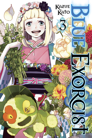 Blue Exorcist Vol. 3: Blue Exorcist, Volume 3