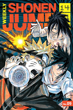 Weekly Shonen Jump: Jan 27, 2014