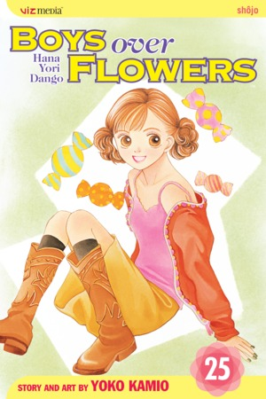Boys Over Flowers Vol. 25: Boys Over Flowers, Volume 25