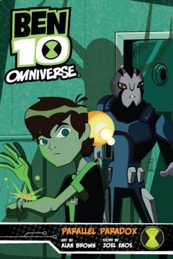 Ben 10 Omniverse: Parallel Paradox