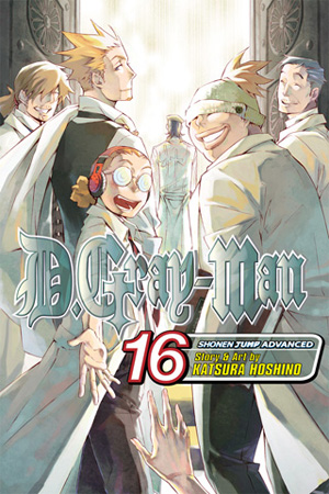 D.Gray-man Vol. 16: Blood &amp; Chains