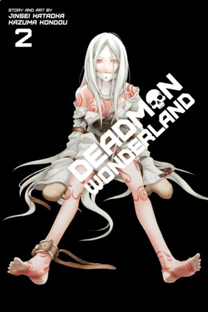 Deadman Wonderland Vol. 2: Deadman Wonderland, Volume 2