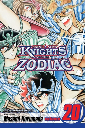 Knights of the Zodiac (Saint Seiya) Vol. 20: Battle for the 12 Palaces