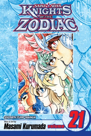 Knights of the Zodiac (Saint Seiya) Vol. 21: Under the Sala Trees