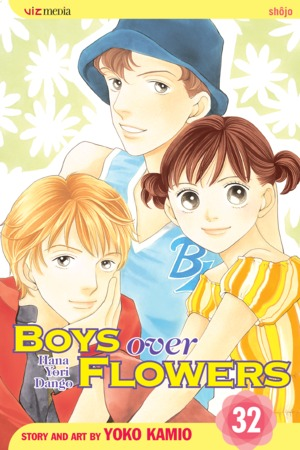 Boys Over Flowers Vol. 32: Boys Over Flowers, Volume 32