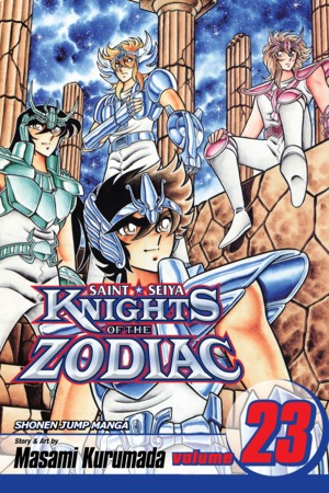 Knights of the Zodiac (Saint Seiya) Vol. 23: Underworld: The Gate of Despair