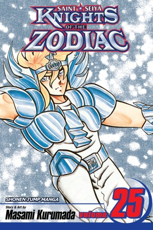 Knights of the Zodiac (Saint Seiya) Vol. 25: The Greatest Eclipse