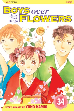 Boys Over Flowers Vol. 34: Boys Over Flowers, Volume 34
