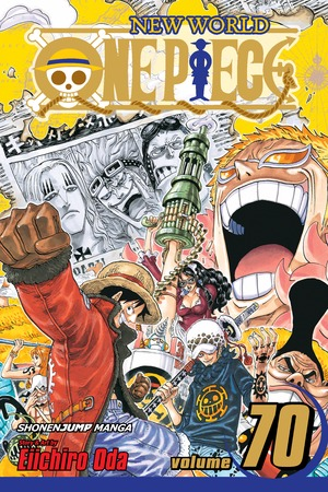 One Piece Vol. 70: Enter Doflamingo