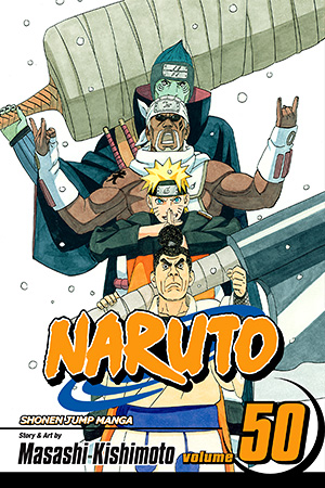 Naruto Vol. 50: Water Prison Death Match
