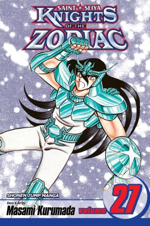 Knights of the Zodiac (Saint Seiya) Vol. 27: Death and Sleep
