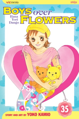 Boys Over Flowers Vol. 35: Boys Over Flowers, Volume 35