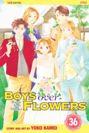 Boys Over Flowers, Volume 36