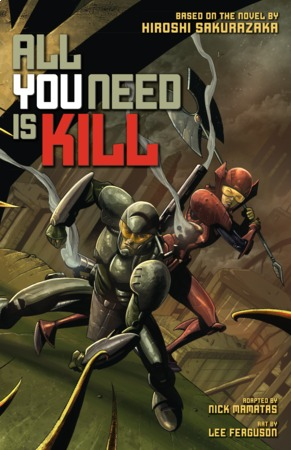 All You Need Is Kill: Official Graphic Novel Adaptation Vol. 1: All You Need Is Kill (Graphic Novel)