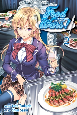 Food Wars! Vol. 2: Food Wars!, Volume 2