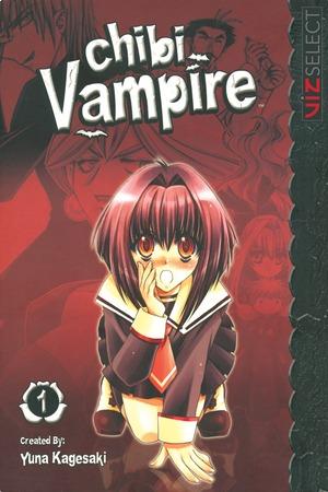 Chibi Vampire, Volume 1