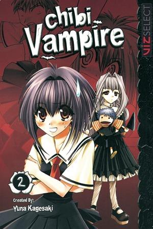 Chibi Vampire, Volume 2
