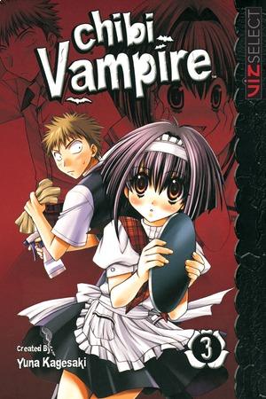 Chibi Vampire, Volume 3